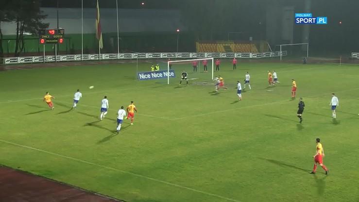 2017-05-01 Znicz Pruszków - Stal Mielec 1:0. Skrót meczu