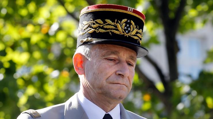 Francja: szef sztabu generalnego podał się do dymisji