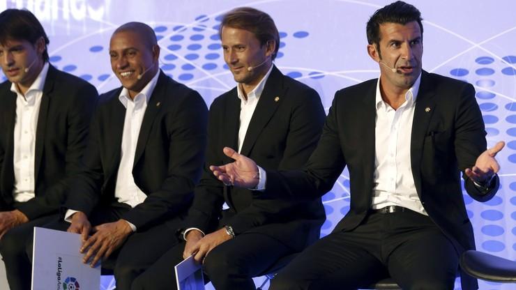Figo, Stoiczkow i Roberto Carlos zagrają w Sofii