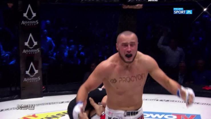 Mamed Khalidov - Tomasz Narkun na KSW 42!