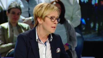 """2017-05-24 """"Relokacja uchodźców nie rozwiąże żadnego problemu"""". Wiśniewska w #DorotaGawrylukZaprasza"""