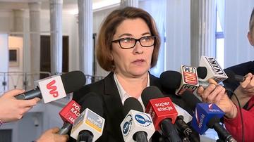 """13-07-2016 09:50 Komisja etyki """"zwraca uwagę"""" Mazurek. Za słowa o """"kolesiach"""""""