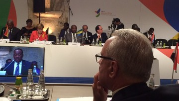 12-11-2015 10:46 Polska przekaże 1 mln euro na europejski fundusz powierniczy dla Afryki