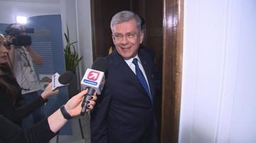 12-01-2018 09:47 Karczewski o możliwości przyjęcia do PiS trzech wyrzuconych posłów PO: nie wykluczam tego