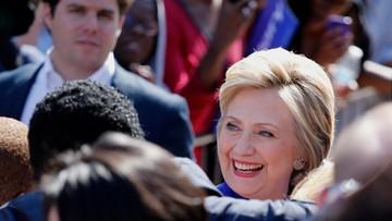 08-06-2016 05:03 USA: Clinton kandydatką Demokratów w walce o Biały Dom. Trump wygrywa w kolejnych stanach