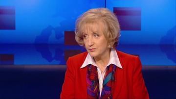 Prof. Grabowska: prawne rozwiązanie sytuacji wokół Ttybunału Konstytucyjnego już niemożliwe
