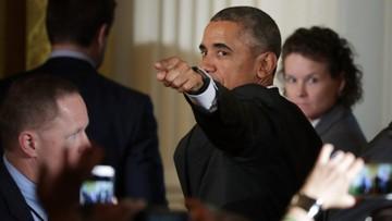 18-03-2016 06:07 Obama apeluje do donatorów o poparcie dla Clinton
