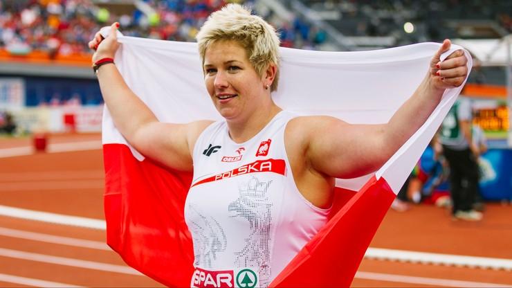 Anita Włodarczyk w finałowej trójce plebiscytu na europejską lekkoatletkę roku