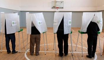 09-10-2016 07:08 Partia Gruzińskie Marzenie wygrała wybory w Gruzji