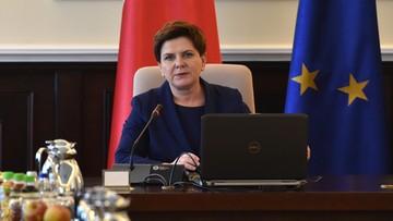 12-05-2016 13:53 Premier Szydło udaje się na spotkanie z papieżem Franciszkiem