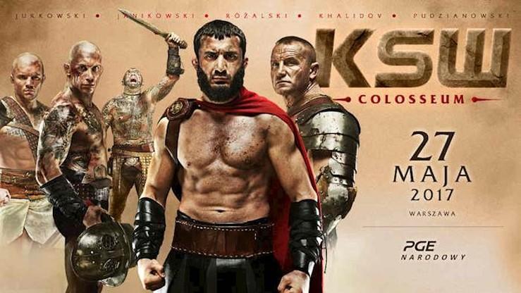 Telewizja Polsat rozpoczęła sprzedaż zezwoleń na publiczne odtwarzanie KSW 39: Colosseum