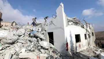 16-08-2017 08:56 Zabił nożem trzech Izraelczyków. Armia zburzyła mu dom, a policja aresztowała członków rodziny