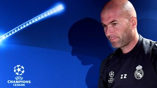 Zidane po meczu Realu z Legią: możemy się cieszyć, że nie przegraliśmy