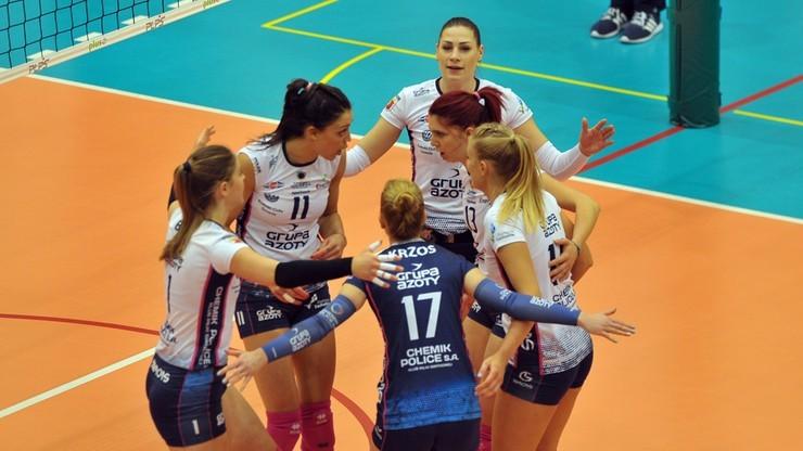 Liga Mistrzyń: Vizura Ruma - Chemik Police. Transmisja w Polsacie Sport Extra