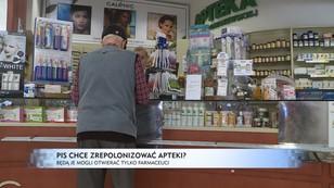PiS zrepolonizuje apteki? Będą mogli je otwierać tylko farmaceuci
