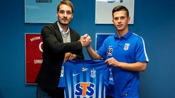 2017-01-11 Ukraiński obrońca podpisał kontrakt z Lechem Poznań