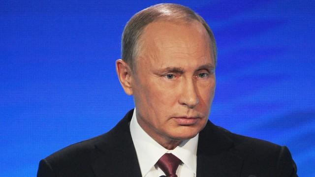 Prezydent Putin zaoferował pomoc Włochom po trzęsieniu ziemi