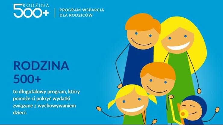 Minister Rafalska: program 500+ nie będzie finansowany z Funduszu Rezerwy Demograficznej
