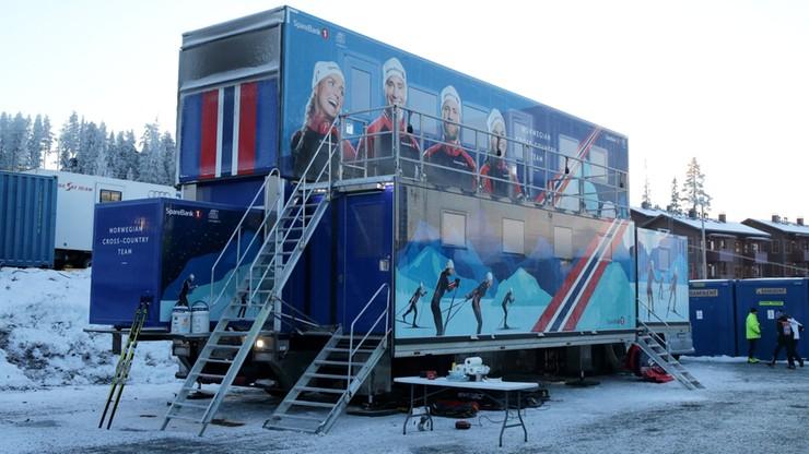 Norwegia = NRD! Finowie bezlitośni dla norweskich narciarzy