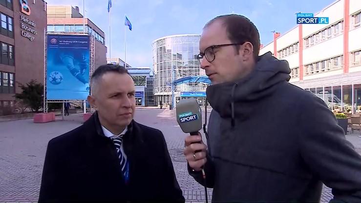 Kołtoń i Lepa z Helsinek: To duży dzień dla polskiej piłki