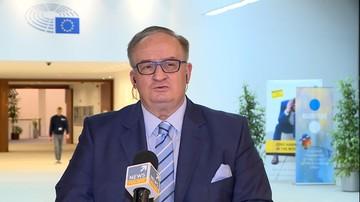 Saryusz-Wolski: Tusk jest nieformalnym liderem totalnej opozycji