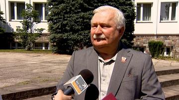 """02-07-2017 16:10 """"Czekam na Guzikiewicza. Zobaczymy, kto będzie wyniesiony"""". Wałęsa o kontrmanifestacji 10 lipca"""