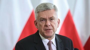 03-04-2017 10:16 Karczewski: intuicja podpowiada mi, że być może dojdzie do płytkiej rekonstrukcji rządu