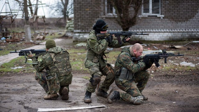 Ukraina zapowiada noworoczny rozejm z separatystami