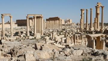 12-05-2016 05:37 Dżihadyści otoczyli Palmyrę w Syrii