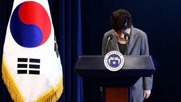 """29-11-2016 08:14 Prezydent Korei Płd. gotowa do ustąpienia. Mówi jednak o """"planie ostudzenia napięcia w kraju"""""""