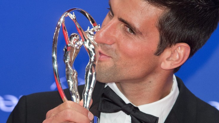 Djokovic i Williams laureatami nagrody Laureus