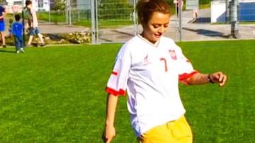 2017-12-13 Irańska piłkarka założyła koszulkę Polski. Grożą jej poważne konsekwencje