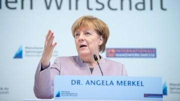 """13-03-2017 16:49 Merkel: wypowiedź Erdogana o Holandii """"absolutnie nie do przyjęcia"""""""