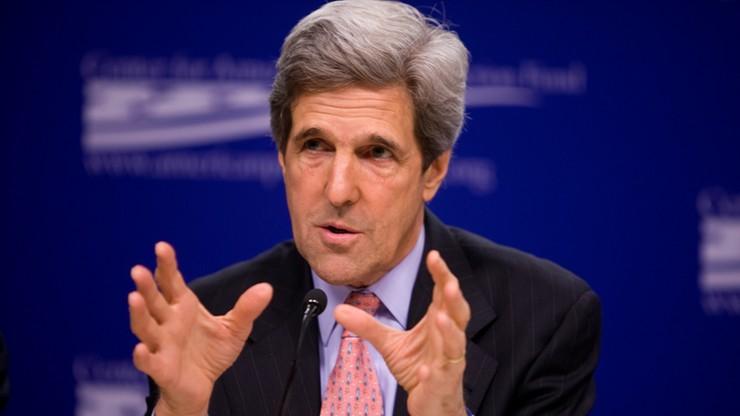 Kerry włączy się w negocjacje w konflikcie kolumbijskim
