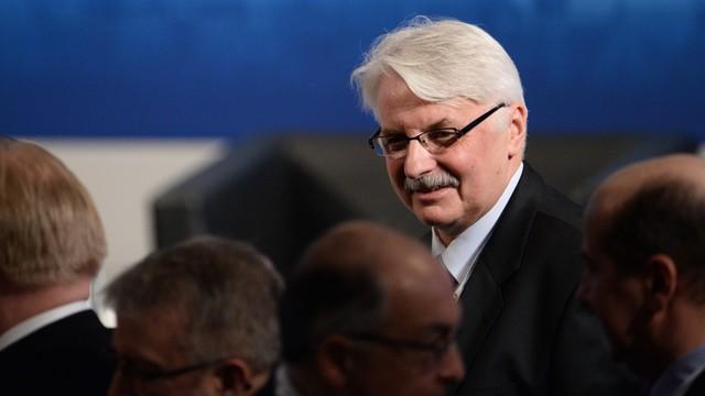 Waszczykowski: Sprawa Wałęsy to próba wyjaśnienia prawdy, a nie rozgrywka polityczna