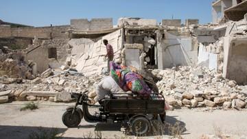 12-09-2016 19:14 W Syrii wszedł w życie rozejm między rebeliantami a siłami rządowymi
