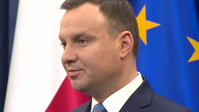 Rekordowe notowania Andrzeja Dudy? Prezydent zyskał na konflikcie z PiS