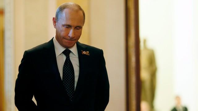 Władimir Putin chce przywrócenia relacji z Unią Europejską