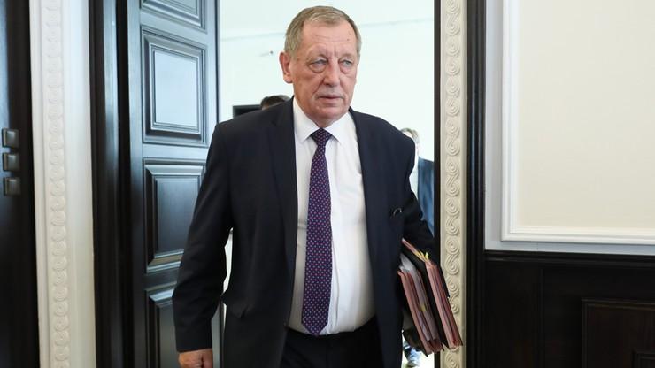 Szyszko: odpowiedzieliśmy Trybunałowi Sprawiedliwości UE ws. Puszczy Białowieskiej
