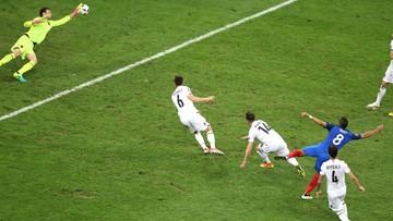 15-06-2016 22:59 Pięć minut, które pogrążyło Albanię. Francuzi zadali 2 śmiertelne ciosy w końcówce