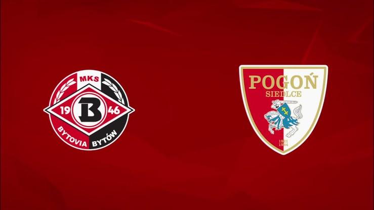 2015-11-02 Drutex-Bytovia - Pogoń Siedlce 3:1. Skrót meczu