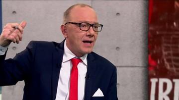 Niemcy są bardzo wściekli z powodu reoparacji - Suski w programie