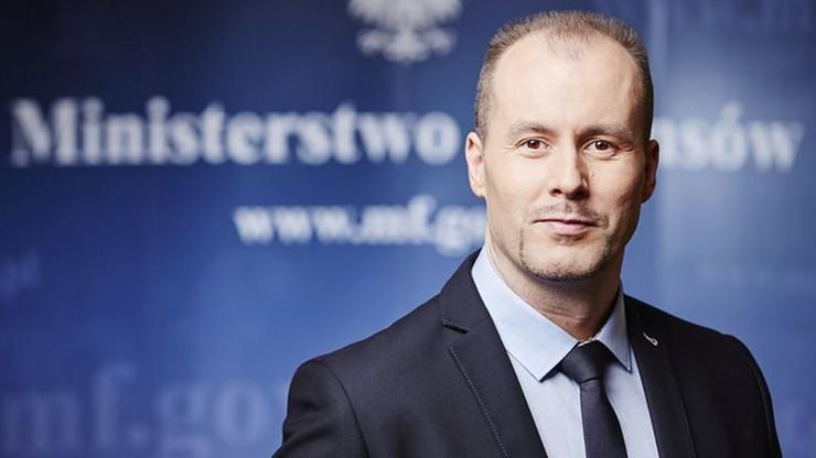 Wiceminister finansów odwołany za wypowiedź o możliwych bankructwach banków
