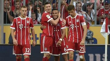 2017-10-16 Liga Mistrzów: Bayern zagra z Celtikiem, Manchester City z Napoli