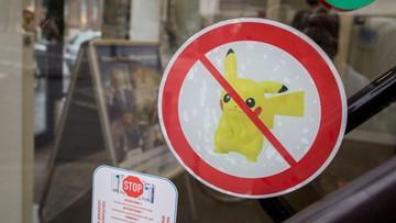 05-08-2016 19:11 Gra w Pokemon Go zakazana. Taką decyzję podjęły irańskie władze