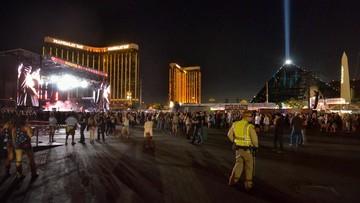02-10-2017 18:12 Strzelanina przed hotelem w Las Vegas. Co najmniej 59 zabitych, około 500 rannych