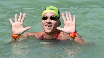 2017-07-21 MŚ w pływaniu: Cunha i Raymond najlepsi na 25 km