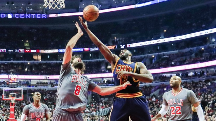 NBA: Trzecia porażka z rzędu broniących tytułu Cavaliers