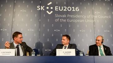 10-09-2016 20:18 Ministrowie finansów UE debatowali nad zapewnieniem przejrzystości podatków