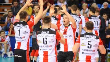 2015-12-02 Asseco Resovia - Volley Asse-Lennik. Transmisja w Polsacie Sport
